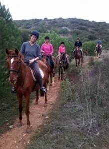Tiffany's riding school
