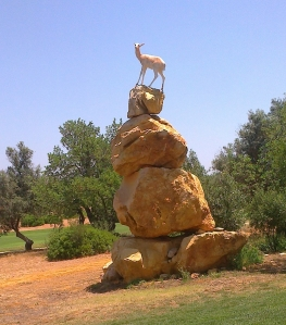 Silves Golf Deer