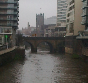 Irwell Upstream